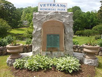 Hillburn, New York - Hillburn Veteran's Memorial Park