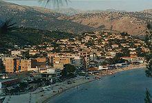 Vlora City Beach
