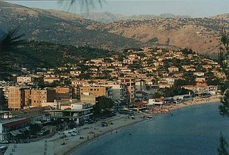 Himarë (town) - Image: Himara
