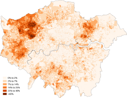 Hinduism Greater London 2011 census.png
