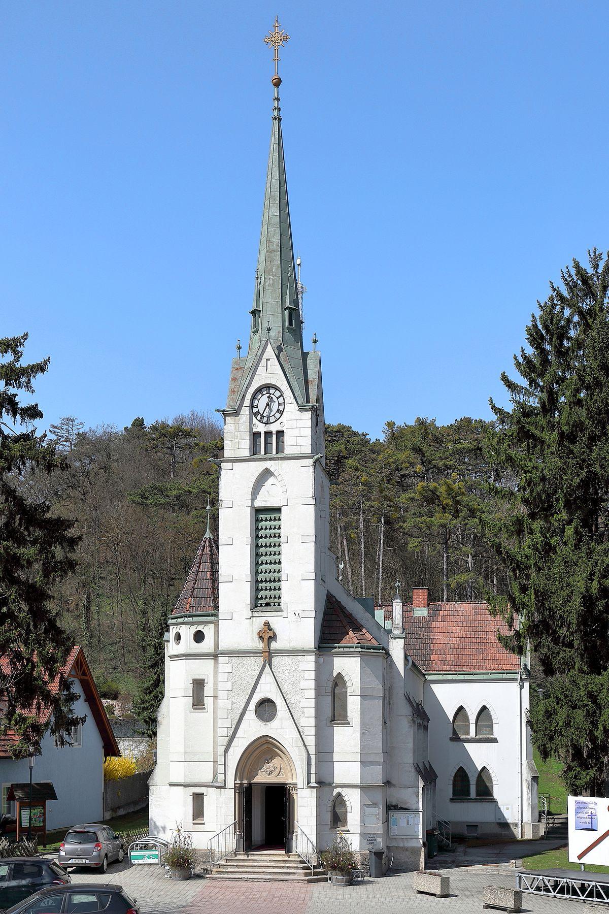 Pfarrkirche Hirtenberg Wikidata