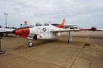 Historic Aviation Memorial Museum August 2018 09 (Rockwell T-2C Buckeye).jpg