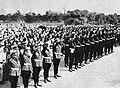 Hitlerjugend Nijūbashi Edo Castle Hirohito Emperor Shōwa 1938.jpg