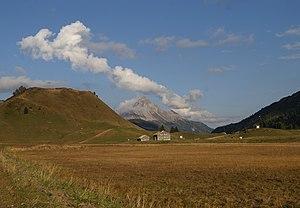Hochtannbergpass in Austria