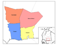 Hodh El Gharbi departments.png