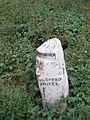 Hogs Back Mile Stone - geograph.org.uk - 215255.jpg