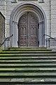 Hohenweiler Gwiggen Abtei Mariastern, Eingang.JPG
