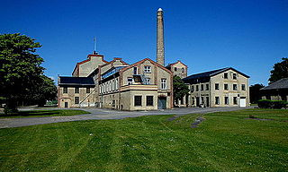 Højbygaard Sugar Factory Former Danish sugar factory