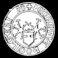 Holmger Ulfssons sigill (1291), Nordisk familjebok.png