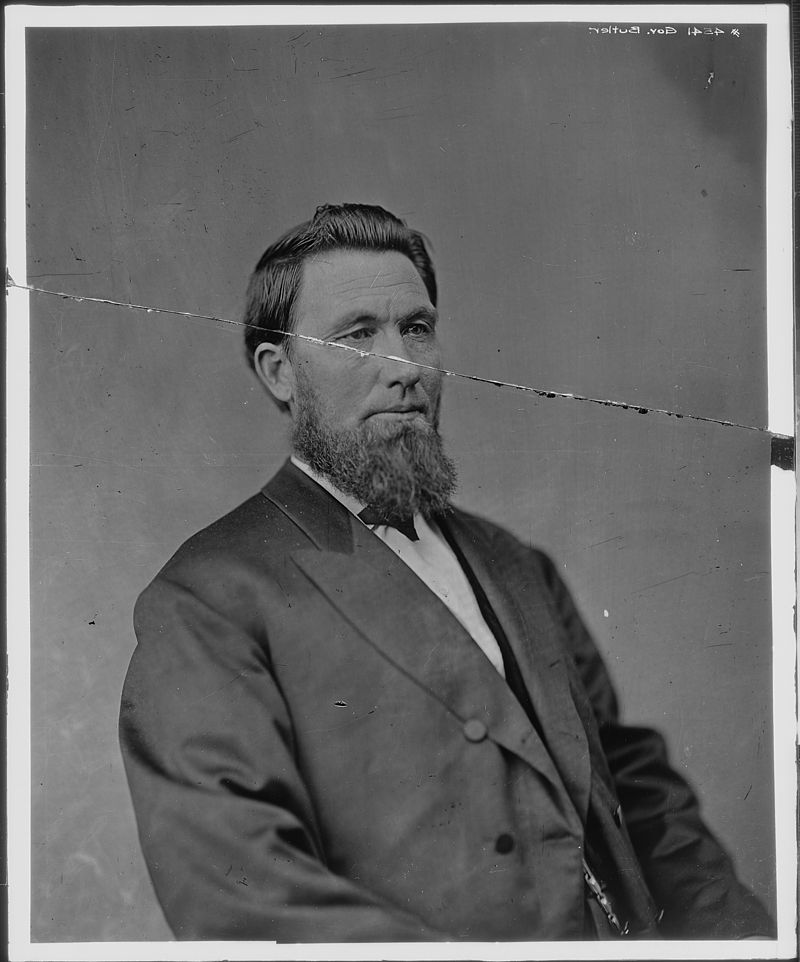 Hon. David Butler. Governor Nebraska - NARA - 528665.jpg