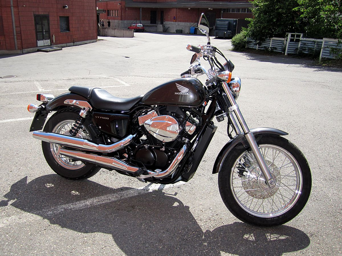 honda shadow wikipedia. Black Bedroom Furniture Sets. Home Design Ideas