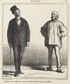 Honoré Daumier 1869 Comme ca se redresse vite une épine dorsale de candidat.png