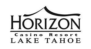 Hard Rock Hotel and Casino (Stateline) - Horizon Lake Tahoe logo (1990–2014)