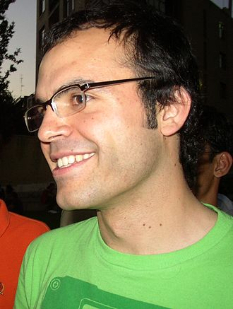Hossein Derakhshan - Derakhshan in 2005