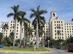 English: Hotel Nacional, Havana, Cuba