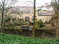 Houses on the River Banks - geograph.org.uk - 1258391.jpg