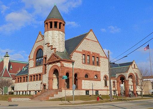 Hoyt Library 2 - Saginaw Michigan