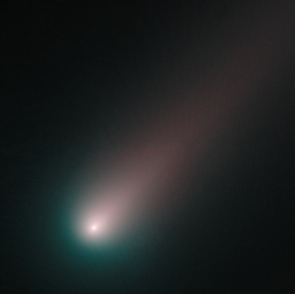 Hubble%27s Last Look at Comet ISON Before Perihelion