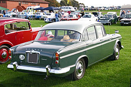 Humber Hawk Series III rear.jpg