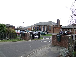 Kirton in Lindsey - Huntcliff School