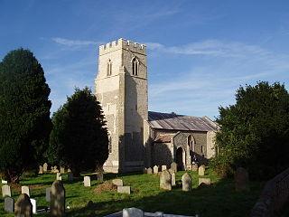 Hunworth Human settlement in England