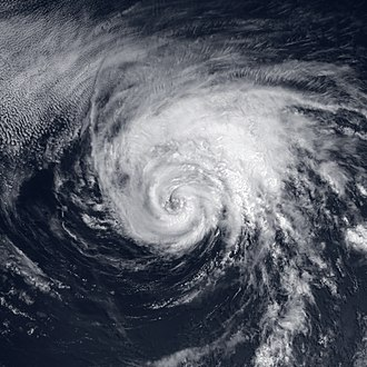 1997 Pacific hurricane season - Image: Hurricane Dolores Jul 8 1997 1900Z