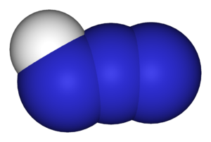 Hydrazoic acid