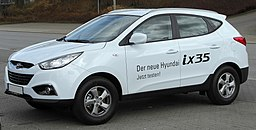 Hyundai ix35 front 20100328