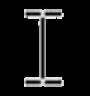Cursor (user interface) - The I-beam pointer.