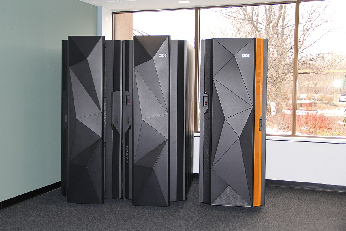 Mainframe computer - Wikipedia