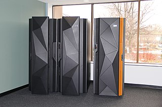 Mainframe computer computers used primarily by corporate and governmental organizations