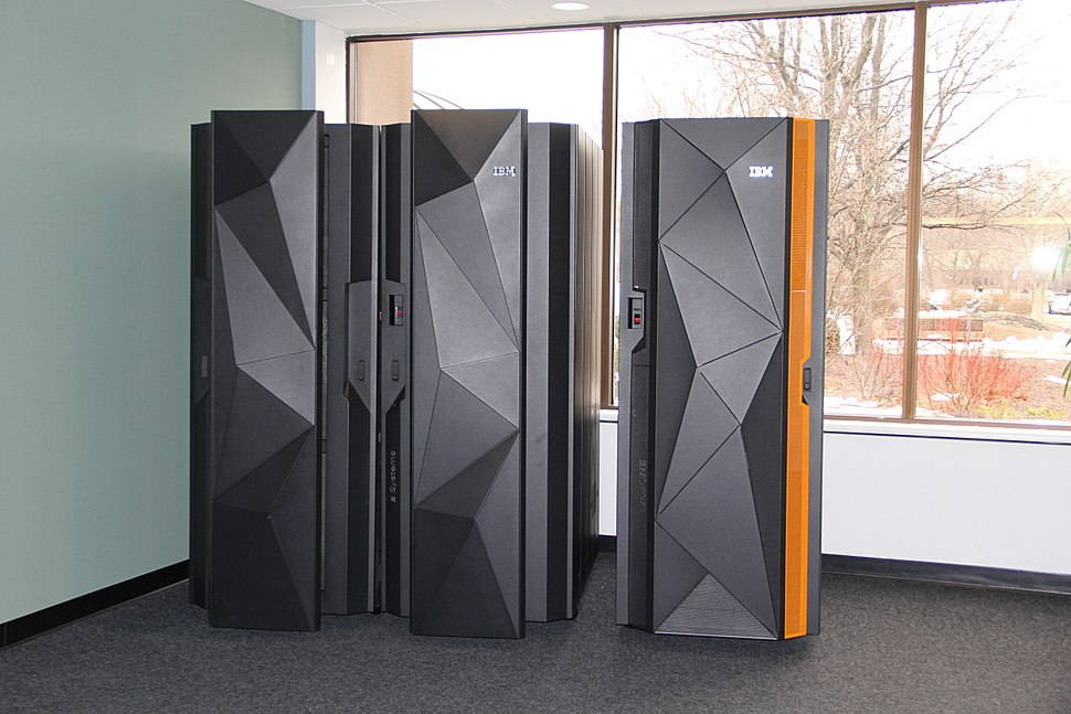 IBM z13 and LinuxONE Rockhopper