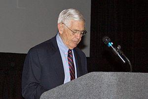 Hugh McColl - Hugh McColl speaking publicly in 2009