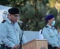 IDF Maneuver Array establishment ceremony 2.jpg