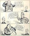 IF Teddy Roosevelt Woodrow Wilston WH Taft 1912 political-cartoon.jpg