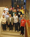 III Jornadas de Wikimedia España - visita al Museo Arqueológico Nacional.JPG