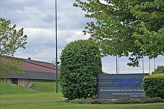 Illinois Mathematics and Science Academy - Image: IMSA 01