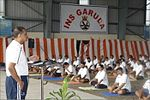 INS Garuda celebrates International Yoga Day 2017 (10).jpg