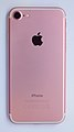 IPhone 7 - A1778 Rose Gold - Back.jpg