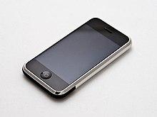 Un iPhone première génération (2007). 73f89bc1611