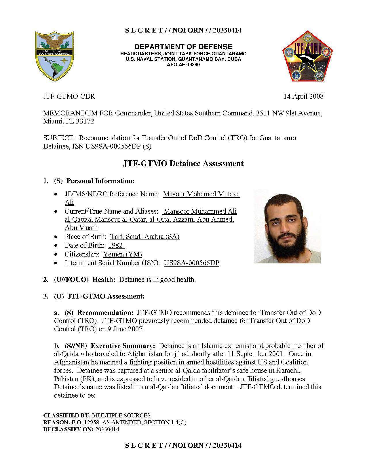 ISN 566's Guantanamo detainee assessment.pdf