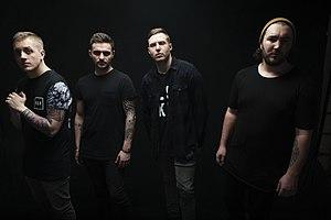 I Prevail - Image: I Prevail (band)
