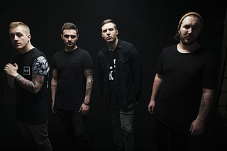I Prevail American metalcore band