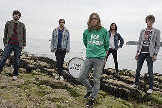 I Am Arrows British band