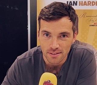 Ian Harding German-American actor