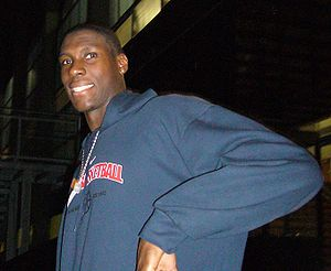 All-NBA Development League Team - Ian Mahinmi earned First Team honors in 2007–08.