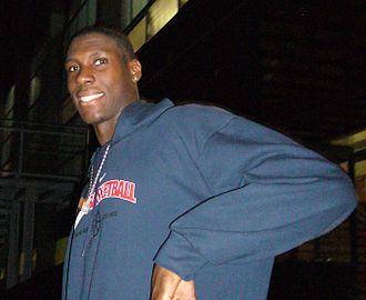 Ian Mahinmi - Mahinmi in 2007
