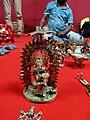 Idol of ganesha in adivasi Mela.jpg