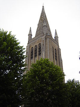 Sint-Jacobskerk in Ieper