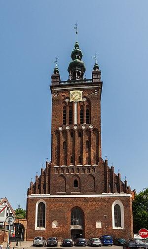 St. Catherine's Church, Gdańsk - St Catherine's Church, 2013